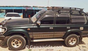 Toyota Landcruiser 1995 Bosaaso Targo AA18 Celis