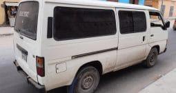 """Nissan Curvan """"Caasi"""" 1995 Targo AH62 Cadaan Celis"""