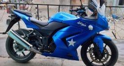 Kawasaki Ninja 250R 2019 New Blue Somali Flag