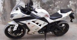 Honda V-Power 2018 License MF1P White Used