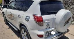 Toyota RAV4 2008 License AG38 White Used