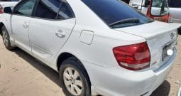 Toyota Allion 2006 License AH03 White Used