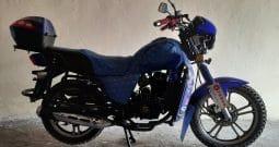 LTM 150-BG 2021 KM 2860 Blue Used