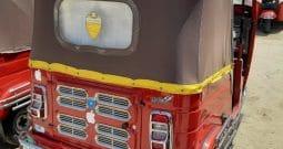 Bajaj RE 2020 License M5A93 Red Used