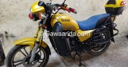 KENAGOO 150-BG 2021 License M5A4 Yellow Used