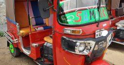 Bajaj RE 2019 License M1A71 Red Used