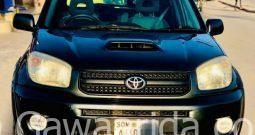 Toyota Rava 4 2006 License AJ01