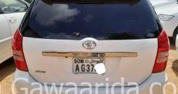 Toyota Wish 1996 License AG37