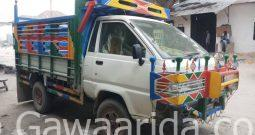 Toyota Townace 1999 License AG76