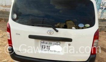Toyota Probox 2011 FP03